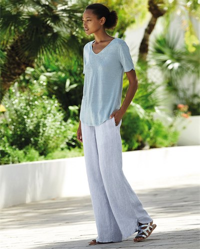 Product Image of Wide leg trousers